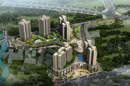 大中华财富中心
